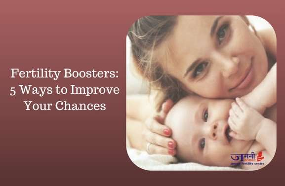 Fertility Boosters