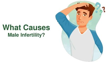 Common causes of male infertility which are linked to diabetes